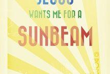i <3 sunbeams  / by Kira Josephson