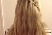 Hair / by Sarah WrightHere-WrightNow