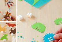 childcare ideas  / by Stephanie Meadows