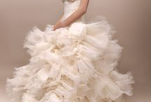 To be Wed / Wedding dresses and themes / by Ayana Ivery