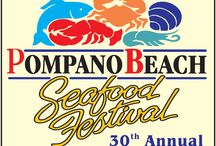 Events in Pompano Beach / by Beach Vacation Rentals