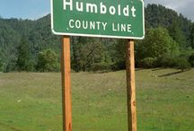 home sweet humboldt / by Shannon Peace