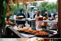 Food Ideas / by LVL Weddings