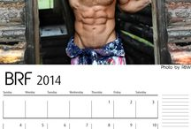 BRF Calendars! / by Brent Ray Fraser