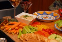 Appetizers, Dips and Tapas / by Laura Theodore, the Jazzy Vegetarian