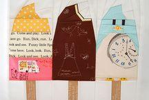 paper piecing :) / by Nikki LovesToQuilt