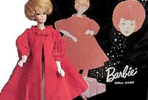 Barbie_ Vintage / Original and reproductions of the early days of Barbie