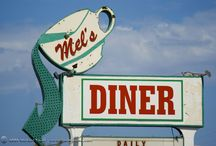 Old Diner's  / by Deb