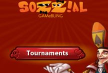 Free Games Online / best free blackjack, free slots and other games played socially on the web and in Facebook / by soZZIal GAMEbling