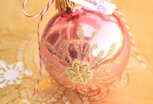Christmas ornaments / by Sherry Bordwell