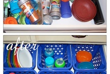 organize / household organization, organizing products, organizing tips  / by Layne Quintanilla ~ Mama Q Blogs It