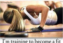 Fitness / by Harmony Shawishian