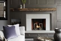 Fireplace needs an update / by Michael Abare