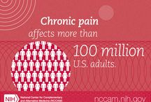 Pain and the Brain / Pain is the most common reason for seeking medical care. It is also a common reason why people turn to complementary health approaches. For more of our resources on pain, visit: http://1.usa.gov/1qoKfRV  / by National Center for Complementary and Alternative Medicine (NCCAM)