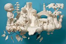 sculpture / by Design Quixotic
