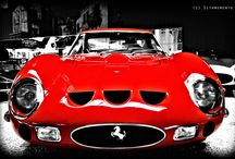 fERRARI / the Prancing Horse / by Pierre McNeil