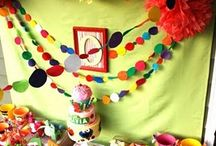 Party Decorations / by Stella