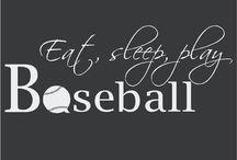 we love baseball / by Christy Bennett