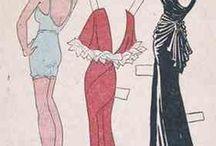 Blondie - winnie winkle - ette kett - sister's cut out / by joanne durkin