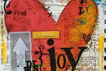 Art Journal / by Pam Lunnon-Brown