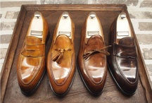 Cordwainer(Men's shoes)   / by Jonathan Sumter