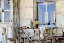 A Porch in the Country / by French Antiques
