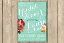 bridal tea shower / by Brittany Trimberger