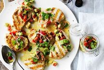 Recipes: With Fish / by Sarah Carles
