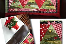 quilts-Christmas / by barbara strange
