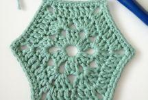 Crochet Motif / by Adriana