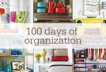 Organisation / by Melissa Muller