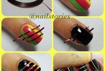 nails~~ / by Vicky Yeh