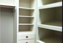 Storage Ideas / by Jodi Wheeler