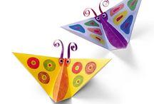 origami / by Mariann Komlosi