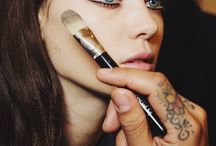 Editorial Make-up ideas / by Nono Khiengsombath