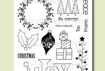 Holly Jolly Christmas / by AnnaBelle Stamps