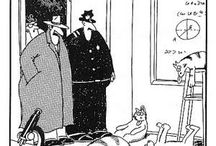 The Far Side / by Jean Kihn