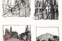 Sketchbook / Thoughts, wonderings, explorations, discoveries. / by Nancy Craddock