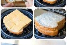 Waffle Maker Treats / by Karen Willis