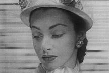 1930-1940 Hats, fotografías. Sombreros / by Lourdes Pérez Martinez