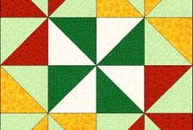 Quilts---2014 BOM / by Sue Dodge