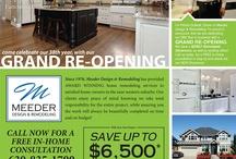 Meeder Design & Remodeling / by Loudernet