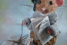 Ha ha ha . . . mice / by Cheryl Carroll