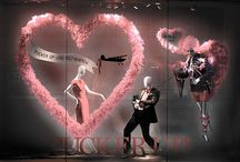 Valentine's Window Displays / Window Display ideas for Valentine's Day. See our other Pinterest boards for inspirational window display ideas and  visit our website, MannequinMadness.com to buy  mannequins, dress forms, jewelry displays and mannequin parts. / by Mannequin Madness