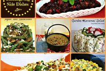 Mmmm Food: Holiday Side Dishes That Will Travel Well / Side dishes I can make at home and will survive an hour in the car. / by Diana Staresinic-Deane