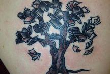 Tattoos / by Hannah Adamson