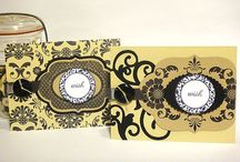 Anniversary/Wedding Cards / Cards, papercrafting / by Maria Benitez