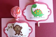 Holidays - Valentines(crafts,decorations, etc) / by Kelly