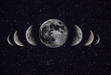 moon / by Cynthia Bourne