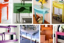 Decorating/DIY Blogs / by Joan Kane